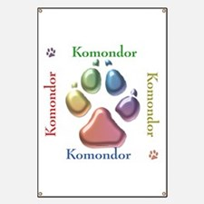 Komondor Name2 Banner