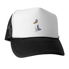 Smooth Blue Merle Collie Trucker Hat