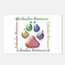 Lab Name2 Postcards (Package of 8)