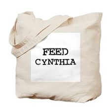 Feed Cynthia Tote Bag