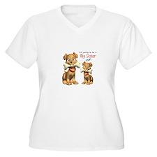 Unique Big sister again T-Shirt