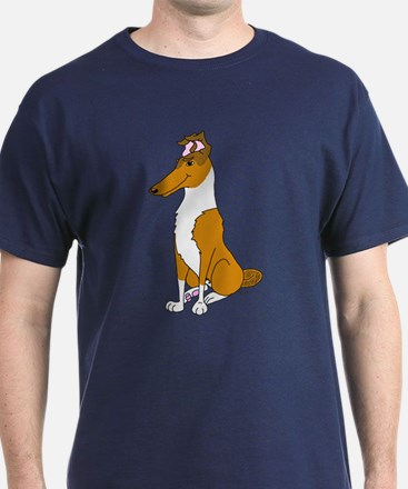 Smooth Sable Collie T-Shirt