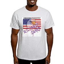 U.S. Coast Guard Ash Grey T-Shirt