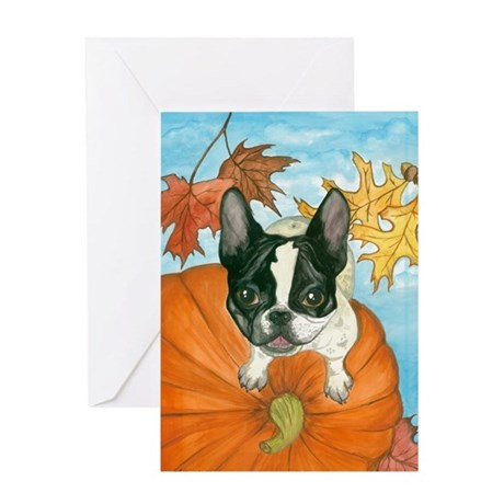 It's a Giant Pumpkin Mugslie Greeting Card