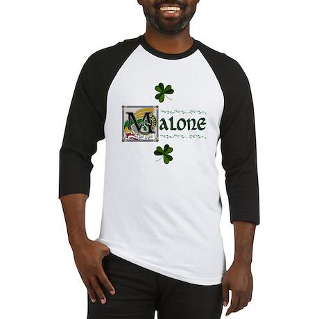 Malone Celtic Dragon Baseball Jersey