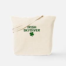 Irish Skydiver Tote Bag