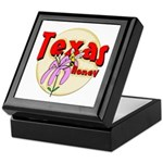 Texas Honey Keepsake Box