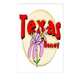 Texas Honey Postcards (Package of 8)
