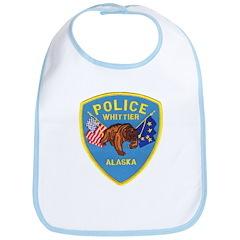 Whittier AK Police Bib