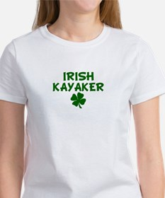 Irish Kayaker Women's T-Shirt