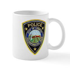 Lompoc Police Mug