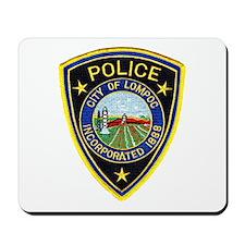 Lompoc Police Mousepad
