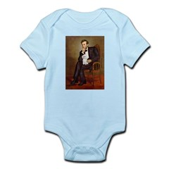 Lincoln/Poodle (W-Min) Infant Bodysuit