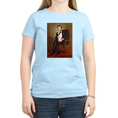 Lincoln/Poodle (W-Min) T-Shirt