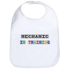 Mechanic In Training Bib