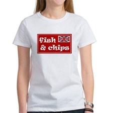 Fish and Chips Tee