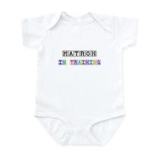 Matron In Training Infant Bodysuit