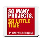 Project management Mouse Pads