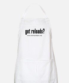 "ShortPockets ""got reloads?"" BBQ Apron"