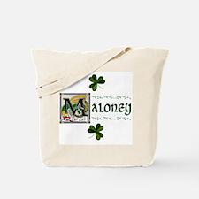 Maloney Celtic Dragon Tote Bag