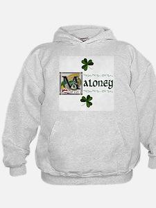 Maloney Celtic Dragon Hoodie
