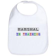 Marshal In Training Bib