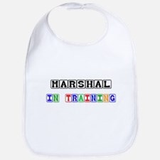 Marshal In Training Bib