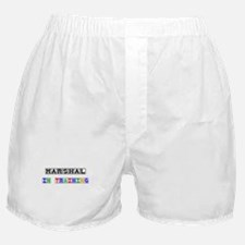 Marshal In Training Boxer Shorts