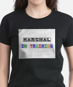 Marshal In Training Tee