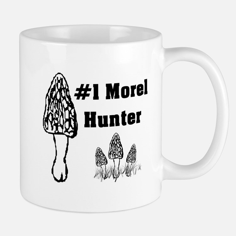 Morel Hunter Mug