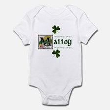 Malloy Celtic Dragon Infant Creeper