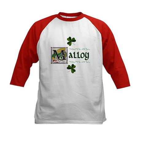 Malloy Celtic Dragon Kids Baseball Jersey