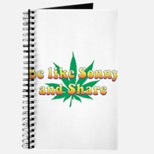 Be Like Sonny and Share Journal