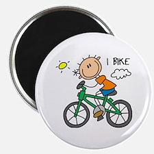 "I Bike 2.25"" Magnet (10 pack)"