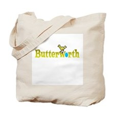 Butterworth tote bag