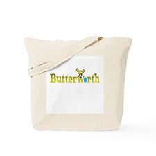 Butterworth tote bag
