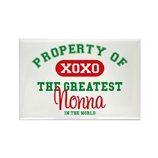 Property of Nonna Rectangle Magnet