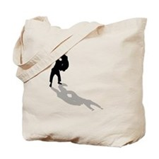 Judo Throw Tote Bag