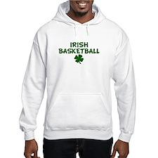 Irish Basketball Hoodie