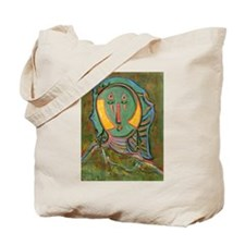 Face of Woman 3 Tote Bag