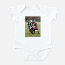 Natural selection Infant Bodysuit