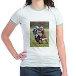 Natural selection Jr. Ringer T-Shirt