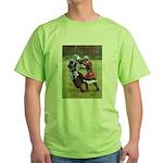Natural selection Green T-Shirt