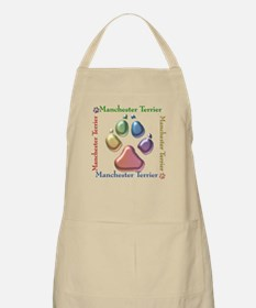 Manchester Name2 BBQ Apron
