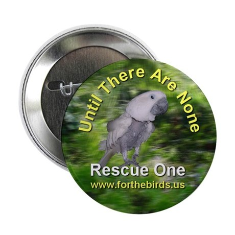 """2.25"""" Cockatoo Button (10 pack)"""
