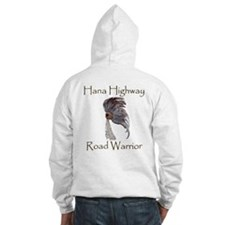 Hana Highway Road Warrior Hoodie Sweatshirt
