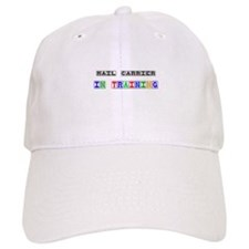 Mail Carrier In Training Baseball Cap