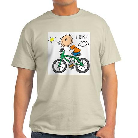 I Bike Light T-Shirt