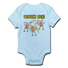 Trombone Rocks Infant Bodysuit
