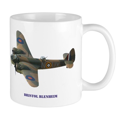 Bristol Blenheim Mug